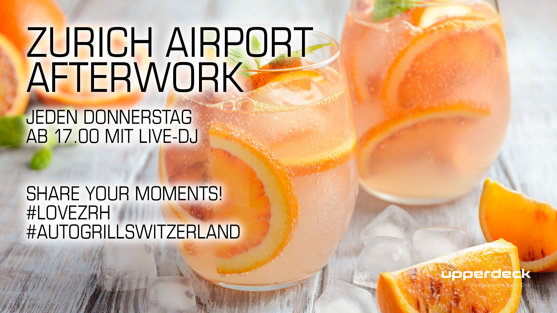 It's time for Afterwork